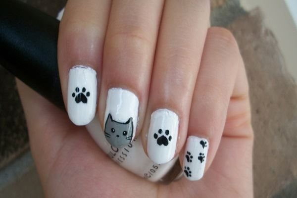 Hint to nail your nice girls love cats